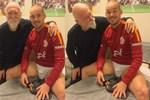 Yıldo, Sneijder'ı fena yakaladı!
