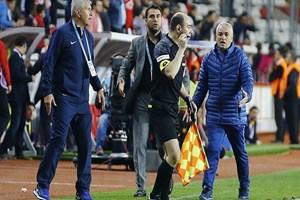 Antalya'da olaylı maç!