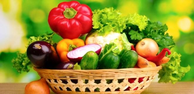 Güçlü bağışıklık için meyve-sebze