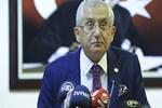 YSK Başkanı'ndan CHP'nin eleştirilerine cevap