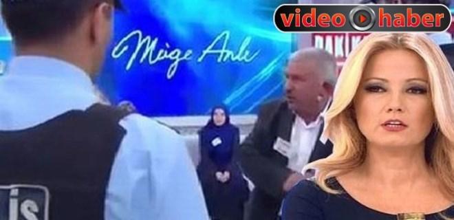 Müge Anlı'nın programını polis bastı!