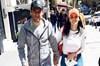 Murat Yıldırım ve eşinin büyük telaşı!