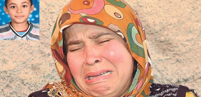 Küçük Yusuf'un annesinin gözyaşları dinmiyor