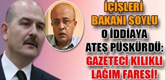 Süleyman Soylu'dan Ahmet Takan'a sert yanıt!