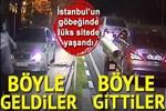 İstanbul'un göbeğinde lüks site çetesi