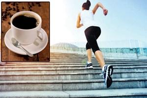 Kahve içmeyin merdiven çıkın!