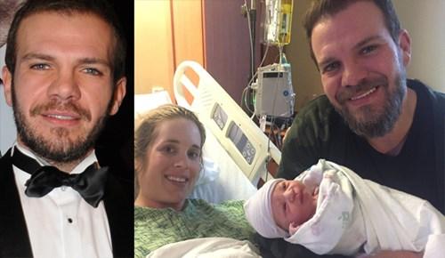 Tolga Karel ikinci kez baba oldu