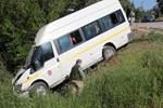 Adana'da öğrenci servisi kazaya karıştı!