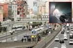 İstanbul'un göbeğinde mide bulandıran olay!