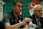 Bursaspor'dan Hamza Hamzaoğlu itirafı!