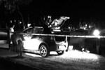 Otomobilin içerisinde av tüfeğiyle intihar