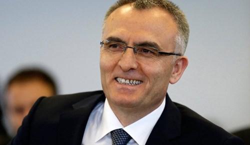 Maliye Bakanı Ağbal'dan flaş açıklamalar