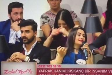 Zuhal Topal'da 'Yaprağım' skandalı!
