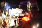 Ankara'da yolcu otobüsü ile kamyon çarpıştı