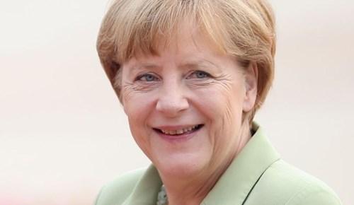 Angela Merkel'den 'Türkiye' mesajları