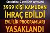 OHAL kapsamında 2 yeni KHK Resmi Gazete'de yayımlandı. 3939 kişi kamudan ihraç edilirken, 235 kamu...