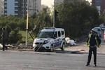 Mersin'de polise bombalı saldırı!