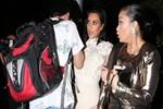 Kim Kardashian'ın korku dolu anları!