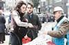 Güzel oyuncu Hande Subaşı'yla madenci sevgilisi Altuğ Leblebici'nin aşkı doludizgin devam ediyor.