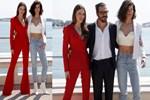 'Fi'nin yıldızları Cannes'da büyüledi