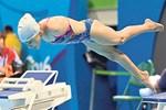 Deniz kızının hedefi olimpiyatlar