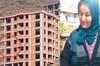 61 yaşındaki kadın tuğla taşırken yaşamını yitirdi!
