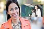 Asena Atalay, Çınar'la keyfine bakıyor