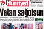 20 yıl önce 11 askeri şehit eden hain öldürüldü