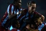 Trabzonspor bu kez mağlup oldu