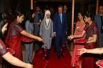 Cumhurbaşkanı Erdoğan Hindistan'da