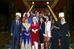 Emine Erdoğan, Afrikalı ninni sanatçılarını kabul etti