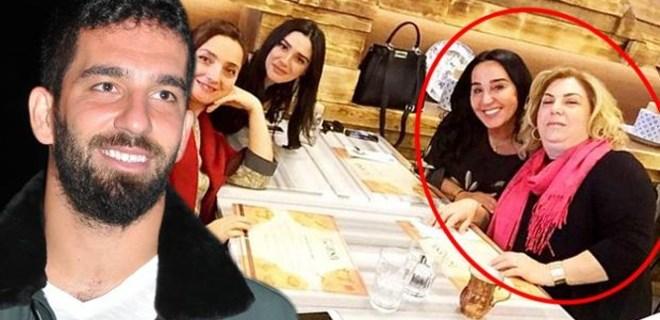 Aslıhan Doğan'ın annesinden Arda Turan'a tepki!
