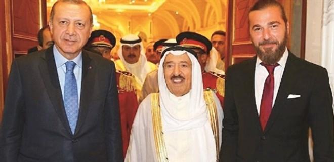 Dünyanın gözü Türk dizilerinde