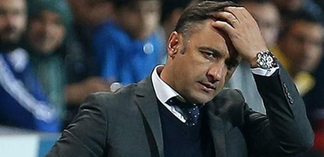Vitor Pereira'nın zor günleri!