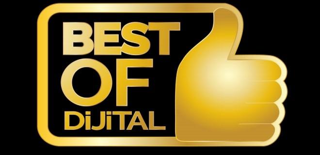 """Dijital dünyanın en iyilerine """"Best of Dijital""""!"""