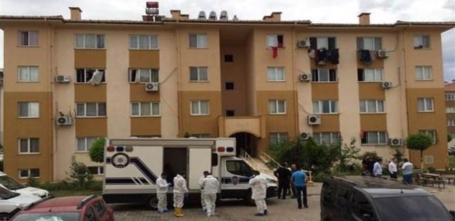 Antalya'da TOKİ konutlarında patlama!