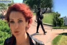 Nagehan Alçı canlı yayında fena yakalandı!