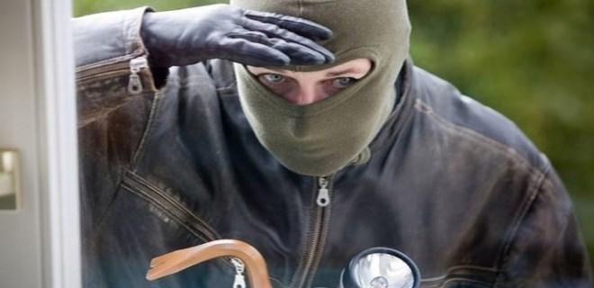 Hırsızların görüntülerini sosyal medyada paylaşınca!