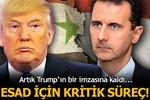 Esad rejimine yaptırım önerisi ABD Meclisi'nden geçti!