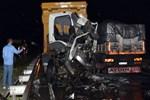 İki feci trafik kazası!