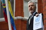 Julian Assange'ın tecavüz davası düşürüldü