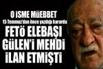 Gülen'i mehdi ilan eden hâkime ağır müebbet