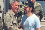 Doğukan Manço'dan Jandarma Komutanlığı'na ziyaret