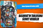 Basquiat'ın eserine rekor fiyat!