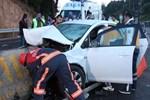 Kadıköy'de korkunç kaza