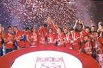 Sivasspor şampiyon oldu