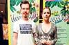 Merve Özbey ve Erdem Kınay, Türkiye'nin en büyük bahar festivali 'Neverland 2017'de gençlerle...