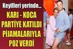 Pınar Altuğ ve Yağmur Atacan pijamalarıyla poz verdi