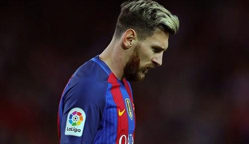 Lionel Messi'ye hapis şoku!