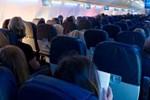 Bir yolcunun notu uçağa rötar yaptırdı